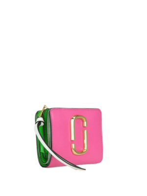 MARC JACOBS: portafogli online - Portafoglio Snapshot Mini colorato
