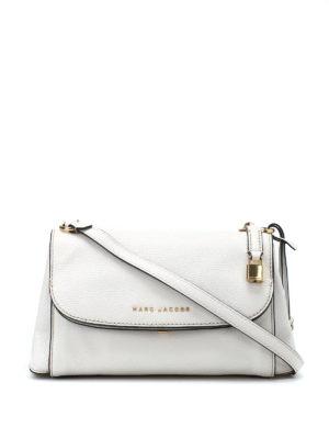 Marc Jacobs: shoulder bags - Boho Grind grainy leather bag