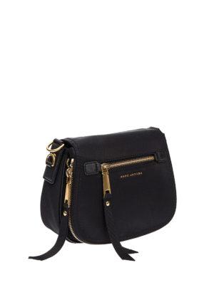 Marc Jacobs: shoulder bags online - Trooper Nomad small saddle bag