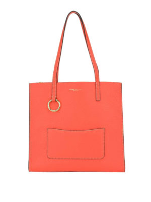 MARC JACOBS: shopper - Shopper The Bold Grind rossa