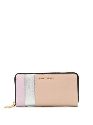 Marc Jacobs: wallets & purses - Colour block continental wallet