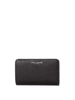 Marc Jacobs: wallets & purses - Compact leather wallet