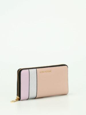 Marc Jacobs: wallets & purses online - Colour block continental wallet