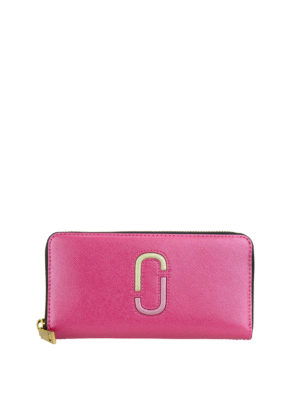 Marc Jacobs: wallets & purses - Two-tone continental wallet