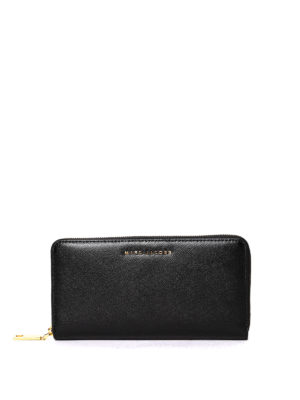Marc Jacobs: wallets & purses - Two-tone saffiano wallet