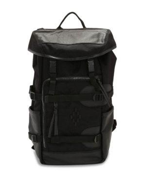 Marcelo Burlon: backpacks - Murallon backpack
