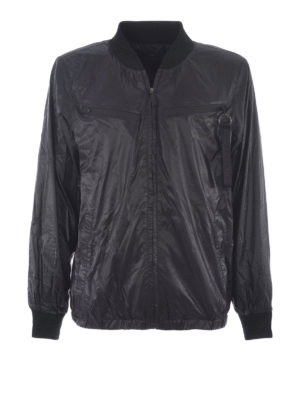 Marcelo Burlon: bombers - Light nylon bomber