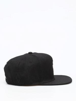 Marcelo Burlon: hats & caps online - Starter Cruz baseball cap