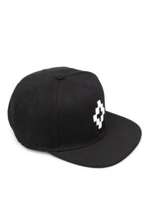 Marcelo Burlon: hats & caps - Starter Cruz baseball cap