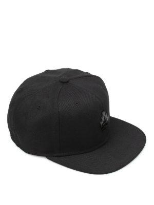 Marcelo Burlon: hats & caps - Starter Lucas baseball cap