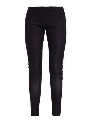 Marcelo Burlon: leggings - Newen sport leggings