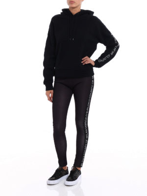 Marcelo Burlon: leggings online - Newen sport leggings