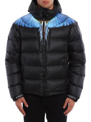 Marcelo Burlon: padded jackets online - Patak padded jacket