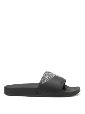 Marcelo Burlon: sandals - Anny Pool slippers