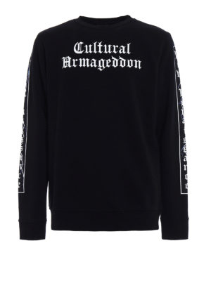 Marcelo Burlon: Sweatshirts & Sweaters - Are crew neck sweatshirt