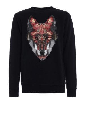 Marcelo Burlon: Sweatshirts & Sweaters - Got crewneck sweatshirt