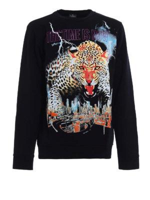 Marcelo Burlon: Sweatshirts & Sweaters - Hor printed sweatshirt