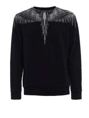 Marcelo Burlon: Sweatshirts & Sweaters - Jen signature printed sweatshirt