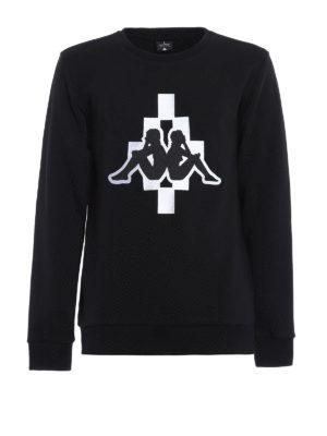 Marcelo Burlon: Sweatshirts & Sweaters - Kappa sweatshirt