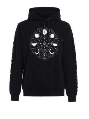 Marcelo Burlon: Sweatshirts & Sweaters - Menel printed hoodie