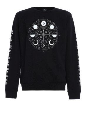Marcelo Burlon: Sweatshirts & Sweaters - Menel printed sweatshirt