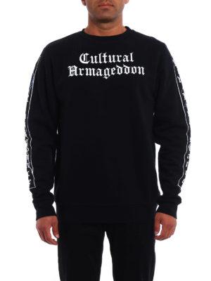 Marcelo Burlon: Sweatshirts & Sweaters online - Are crew neck sweatshirt