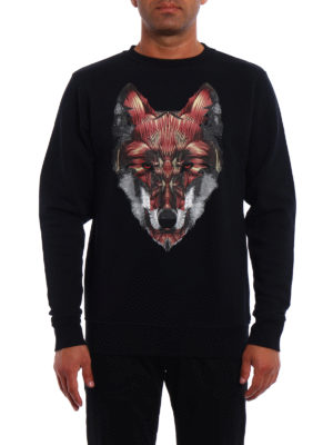 Marcelo Burlon: Sweatshirts & Sweaters online - Got crewneck sweatshirt