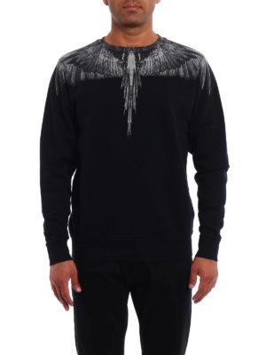 Marcelo Burlon: Sweatshirts & Sweaters online - Jen signature printed sweatshirt