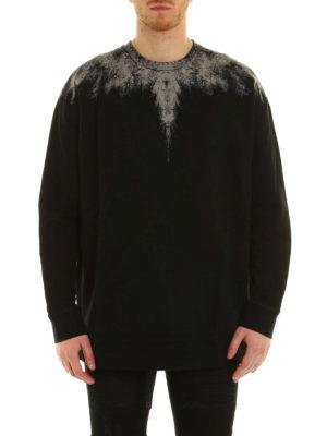 Marcelo Burlon: Sweatshirts & Sweaters online - Pacorro Crew sweatshirt