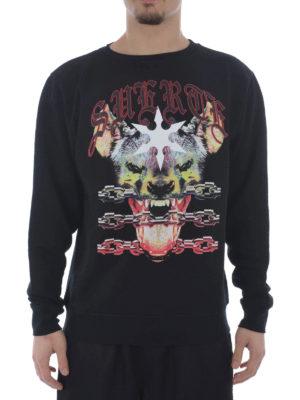 Marcelo Burlon: Sweatshirts & Sweaters online - Ramirez sweatshirt