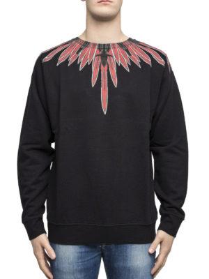 Marcelo Burlon: Sweatshirts & Sweaters online - Teodoro sweatshirt