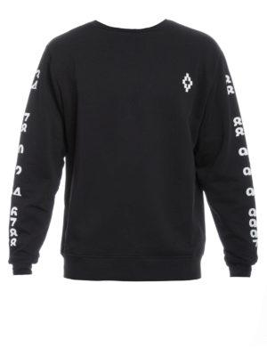 Marcelo Burlon: Sweatshirts & Sweaters - Paco sweatshirt