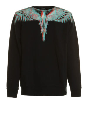 Marcelo Burlon: Sweatshirts & Sweaters - Salvador Crew sweatshirt