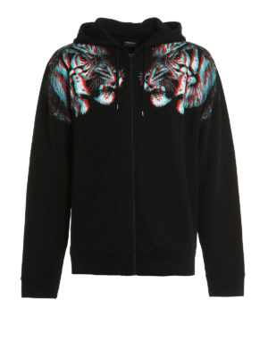 Marcelo Burlon: Sweatshirts & Sweaters - Tajo Hood sweatshirt