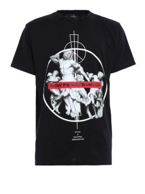 Marcelo Burlon: t-shirts - Fainu T-shirt