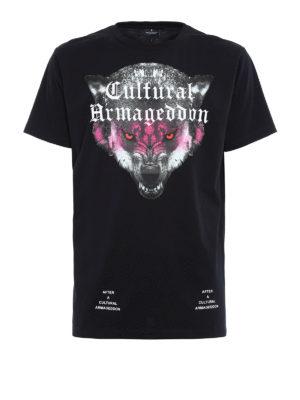 Marcelo Burlon: t-shirts - Huapi T-shirt