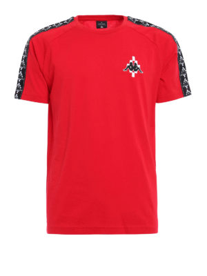 Marcelo Burlon: t-shirts - Kappa T-shirt