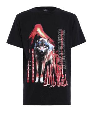 Marcelo Burlon: t-shirts - Konken T-shirt