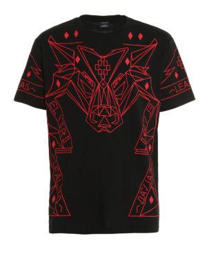 Marcelo Burlon: t-shirts - Lamborghini T-shirt