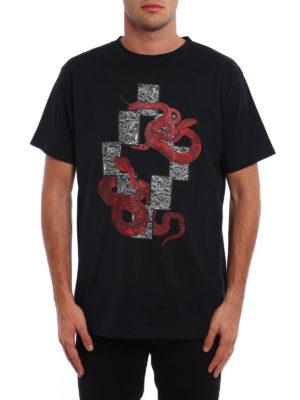 Marcelo Burlon: t-shirts online - Emerk T-shirt
