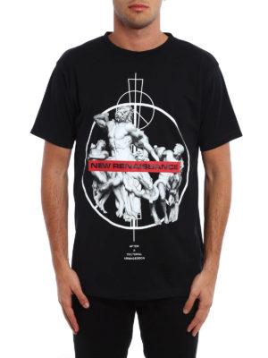 Marcelo Burlon: t-shirts online - Fainu T-shirt