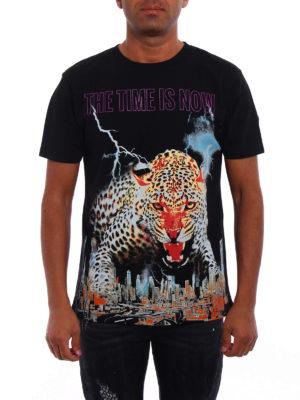 Marcelo Burlon: t-shirts online - Hor printed T-shirt