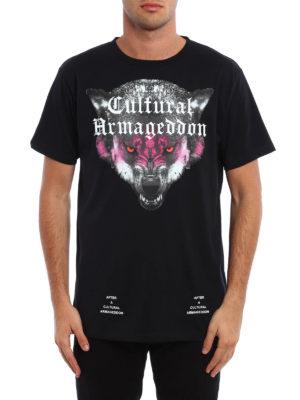 Marcelo Burlon: t-shirts online - Huapi T-shirt
