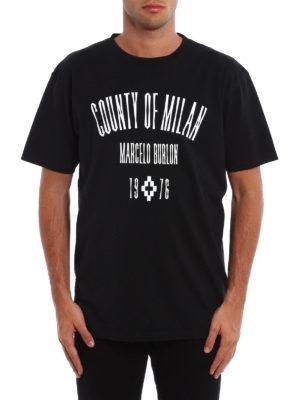 Marcelo Burlon: t-shirts online - Jak T-shirt