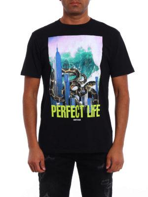 Marcelo Burlon: t-shirts online - Kamal short sleeve T-shirt