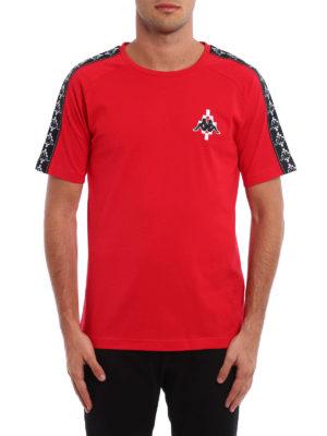 Marcelo Burlon: t-shirts online - Kappa T-shirt