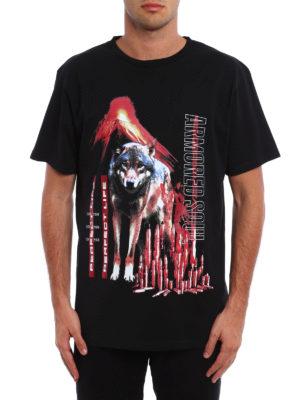 Marcelo Burlon: t-shirts online - Konken T-shirt