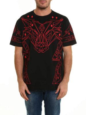 Marcelo Burlon: t-shirts online - Lamborghini T-shirt