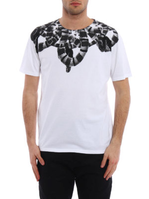Marcelo Burlon: t-shirts online - Leonardo T-shirt