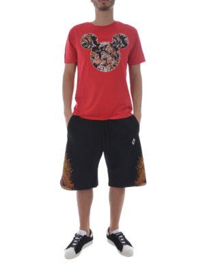 Marcelo Burlon: t-shirts online - Mickey Mouse Tigers T-shirt